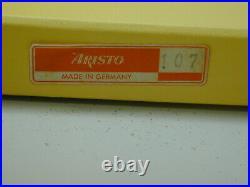 ARISTO PROJECTION SLIDE RULE 107,1972, Commerz -Junior 2