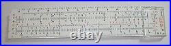 Aristo Rietz 89 Slide Rule Rechenschieber in etui and box NIB NOS