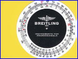 Breitling Rechenschieber Slide Rule I326