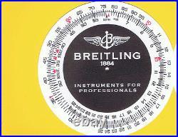 Breitling Rechenschieber Slide Rule I473