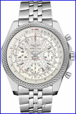 Breitling ab061221/g810/980a Bentley B06 Speed Stainless Steel Chronograph NEW