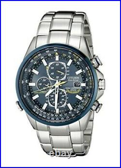 CITIZEN Watch PROMASTER Blue Angels Model Eco-Drive Sky Series AT8020-54L Men's