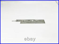 Cherry Lock and Cherry Max Rivet Grip Gauge with Slide Rule 269C3 New