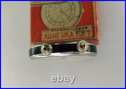 Circular slide rule KL-1 USSR Vintage