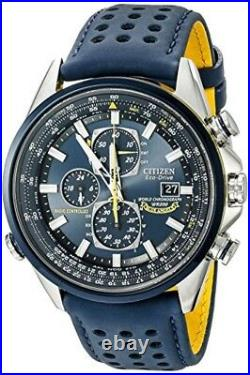 Citizen Blue Angels World A-T Eco-Drive Men's Watch AT8020-03L
