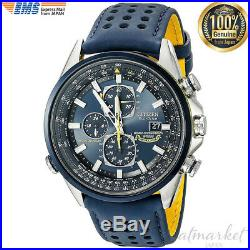 Citizen Blue Angels World A-T Eco-Drive Men's Watch AT8020-03L From Japan