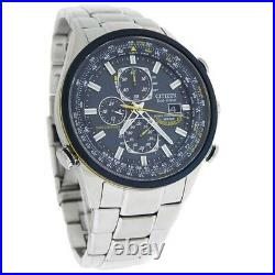 Citizen Eco-Drive AT8020-54L Wrist Watch for Men in Box