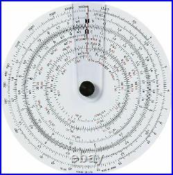 Concise ruler circular slide rule 300