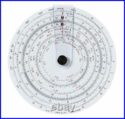 Concise ruler circular slide rule 300 100829 from Japan brand New