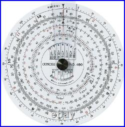 Concise ruler circular slide rule 480 100836