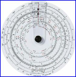 Concise slide rule ruler circular 300 100829 from Japan