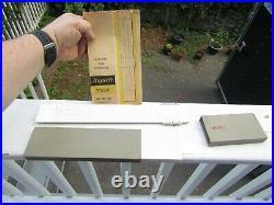 GERMANY Slide Rule ARISTO STUDIO 0968 with Original Box Manual