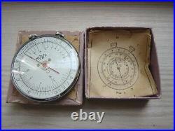 NEW Logarithmic Ruler KL-1 Soviet Circular Slide Rule Calculator USSR documents