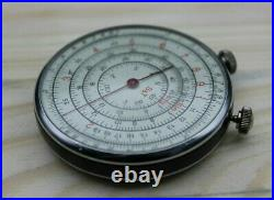 NEW! RARE USSR Circular Slide Rule KL-2 Vintage Soviet Working Original BOX