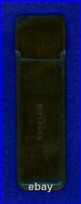 Nestler 0130 Multimath Duplex Pocket Slide Rule. New in Box