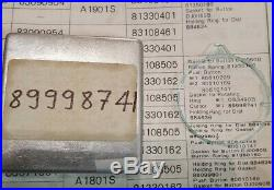 Original Seiko Slide Rule 6138-7000 NOS plastic Ring CALCULATOR Part 89998741