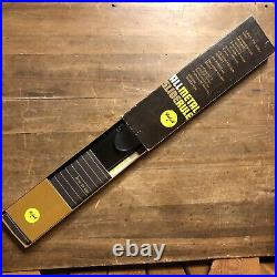Pickett All Metal Slide Rule Model N 1010-T 10 New Old Stock Leather Case MORE