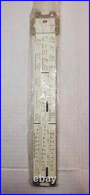 Pickett Cleveland Institute of Electronics Slide Rule Model N-515-T withCase