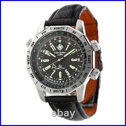 Poljot Signal 2612.1 Navigator Alarm Mechnisch Russian Hand Wound Watch Rarity