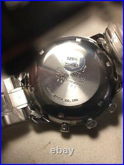Rare New with Tags Orient Slide Rule Automatic watch Day/Date/am-pm disp