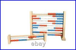 Schüllerrechenrahmen 100er 29 X 23,5 CM New Slide Rule Abacus