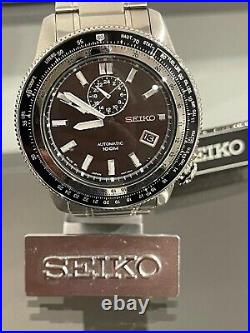 Seiko Superior Auto. Slide Rule SSA003J1 Japan Made discontinued