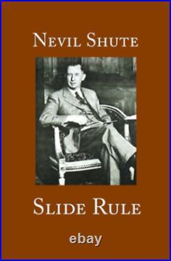 Shute Nevil-Slide Rule HBOOK NUOVO