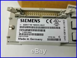 Siemens 6SN1118-1NH01-0AA1 Slide-Rule Version C