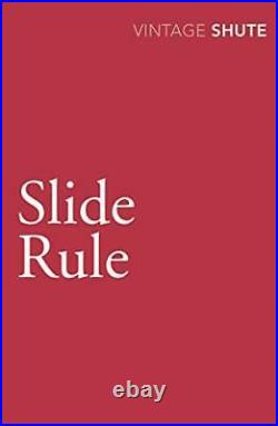 Slide Rule by Shute New 9780099530176 Fast Free Shipping