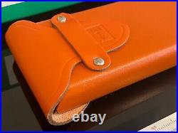 VTG K&E Keuffel & Esser Jet Log Slide Rule 68-1251 Leather Case & Box NOS NEW