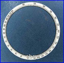 Vintage Aopa Navitimer Or Cosmonaute Slide Rule Insert 806 Or 809