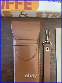Vintage Sans & Streiffe No. 312 Bamboo Slide Rule NEW